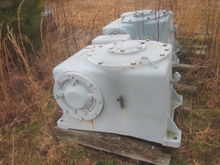 Used 12-BVX GEAR BOX