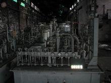 LUBE OIL SYSTEM 1200 GAL WORKIN