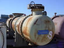 Used EXCHANGERS 2255