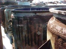 DEDIETRICH JACKETED TANK