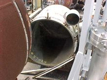 Used SS JACKETED POT