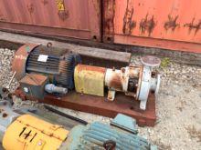 Used Durco MARK II Centrifugal Pump for sale | Machinio