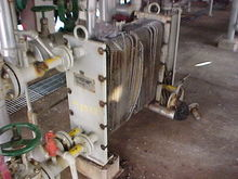 Used EXCHANGERS 7252