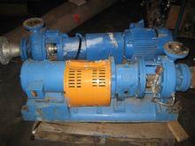 Ingersoll Dresser 6LR16 Centrifugal Pump & Motor Set in Ashby-de-la