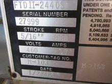 "CARRIER FTDII-2440S-6'-3"" 10690"