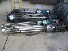 HILL MIXER 30 HOMOGENIZER HIGH
