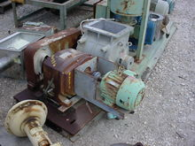 ROTARY FEED 3 HP GEAR DRIVE