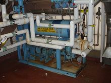 GLYCOL HEAT/COOLING SKID WITH 2