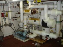 GLYCOL HEATING/COOLING SKID WIT
