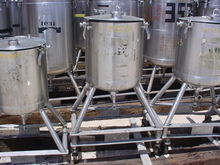 ACME INDUSTRIES JACKETED KETTLE