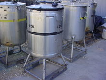1981 WALKER STAINLESS JACKETED