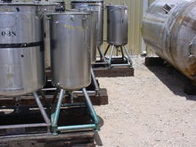 ACME INDUSTRIAL JACKETED TANK