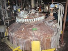 Used VESSELS/REACTOR