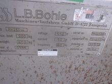 1994 LB BOHLE LOAD TANK DUMPER