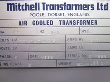 Used MITCHELL AIR CO