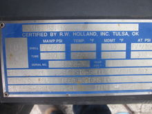 1991 R. W. HOLLAND METHANOL COL