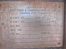 Used 1990 BAY TANK V
