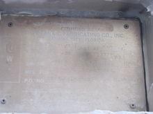 1990 BAY TANK VACUUM CONDENSATE