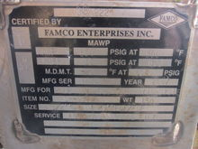 Used 2007 FAMCO CART
