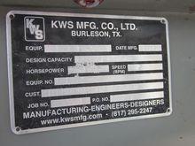 Used KWS SCREW RAW C