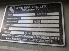 Used KWS FINISHER #1