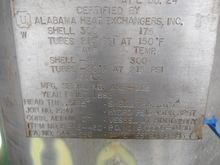 1993 ALABAMA HEAT EXCHANGER NH3