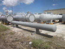 Used EXCHANGERS 1067