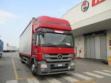 2011 Mercedes-Benz ACTROS 25.36