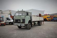 1981 SAURER D 290 BF 4x2