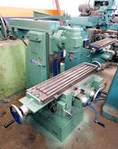UNIVERSAL MILLING MACHINE No1 J