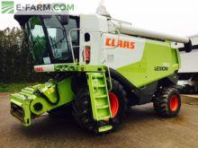 2011 Claas LEXION 750