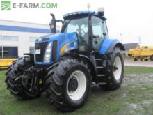 2007 New Holland T 8040