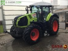 2014 Claas axion 810 cebis