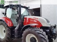 2016 Steyr Profi 6140