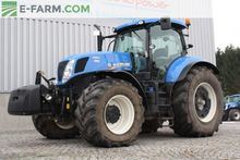 2014 New Holland T7.270 Auto Co