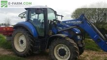 2013 New Holland t5 105