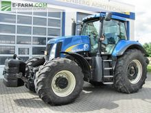 2010 New Holland T 8050 SuperSt