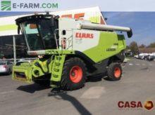 2012 Claas lexion 620