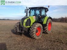2013 Claas ARION 550 T4i CIS
