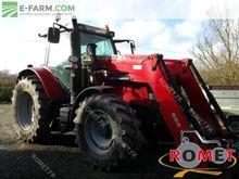 2014 Massey Ferguson 6613 D6 ES