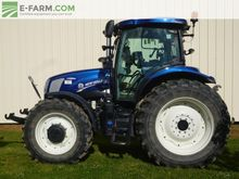 2014 New Holland T6.160 BLUE PO