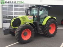 2012 Claas ARION 630 CIS