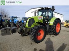 2011 Claas Axion 820