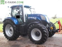 2014 New Holland T 7.200 AutoCo