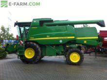2010 John Deere T560 HM