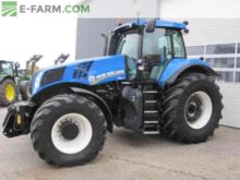 2012 New Holland T 8.390 Ultra