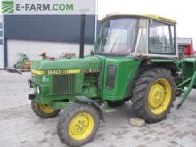 1980 John Deere 840 Verdeck Hin