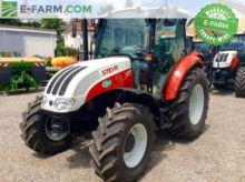 2016 Steyr Kompakt 4065 S