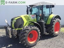 2012 Claas ARION 620 CIS