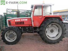 1987 Steyr 8100